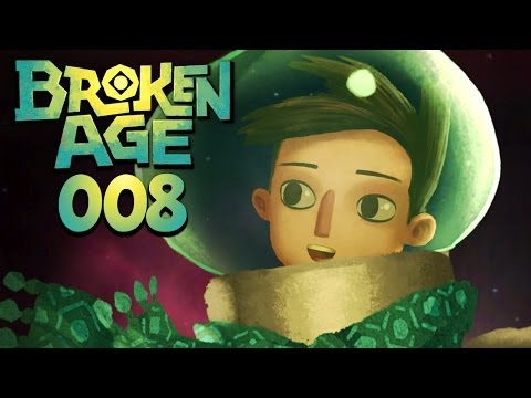 BROKEN AGE [WQHD] #008 - Every Day The Same Dream ★ Let's Play Broken Age