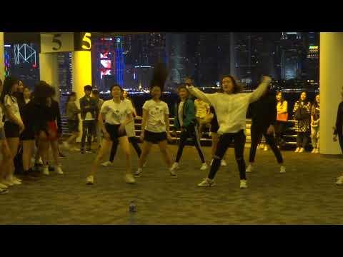 171029 Public K-Pop Random Dance Challenge (Part 2) @TST (HK) Waterfront