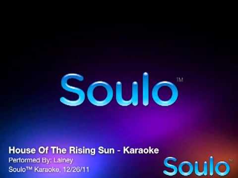 House Of The Rising Sun (Karaoke)