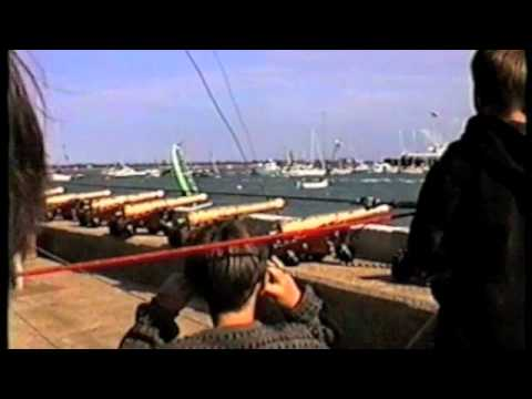 Royal Yacht Britannia 7th August 1996