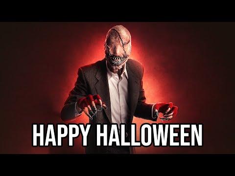 HALLOWEEN 24HR CRYPT TV MARATHON Part 2 | Short Horror Films | Crypt TV Monster Universe