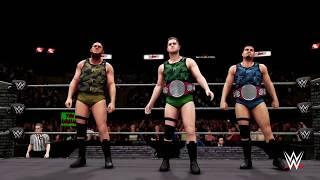 nL Live - WWE 2K18 Universe Mode: NO WAY OUT!