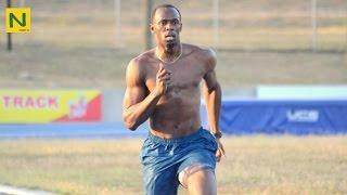 ウサイン・ボルト 王者のトレーニング | King's training Usain Bolt