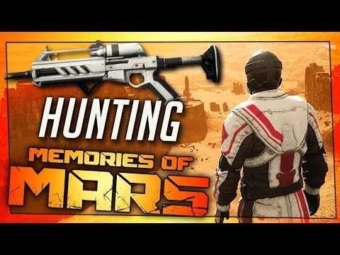 GHOST HUNTING ON MARS Memories of Mars (#AD)