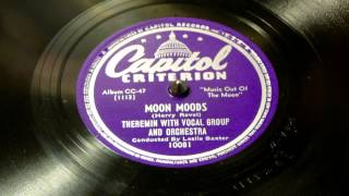 Moon Moods - Les Baxter (Music Out Of The Moon)