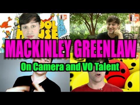 Mackinley Greenlaw Talent Reel