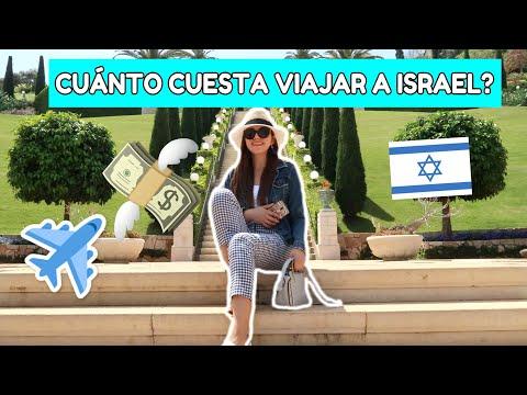 Cuánto Cuesta VIAJAR A ISRAEL Tierra Santa?✈🇮🇱 💸 Mexicana En Israel