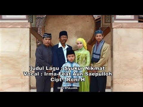 Lagu dan lirik Qasidah Syukur Nikmat Cipt Roni H by efullama