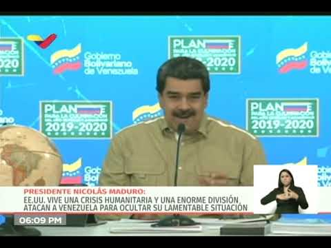Reporte Coronavirus Venezuela, 21/04/2020: Maduro ordena que VIVE TV emita contenidos educativos