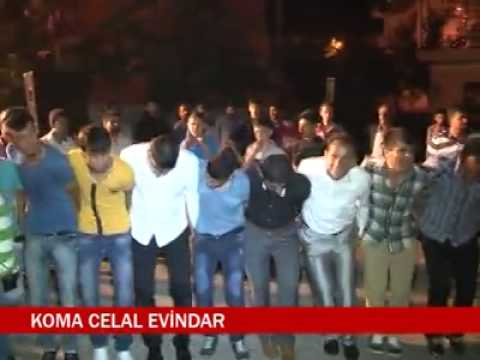 Hozan Ahmet Evindar midyat kemence raks