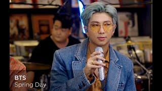 Download BTS - Spring Day - Tiny Desk (Home) Concert