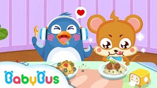 ❤ Eat By Yourself | Animation For Babies | BabyBus