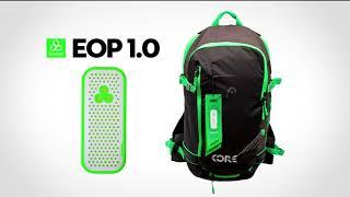 Легкий фрирайдовый рюкзак Head Kore c прочным защитным блоком из KOROYD