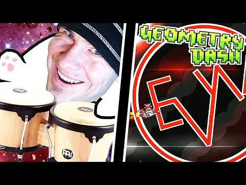 GREAT EVW LEVEL AND CAT BONGOS // Geometry Dash LEVEL REQUESTS #2