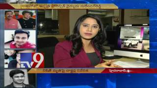Nishit death - Accident recreated by TV9