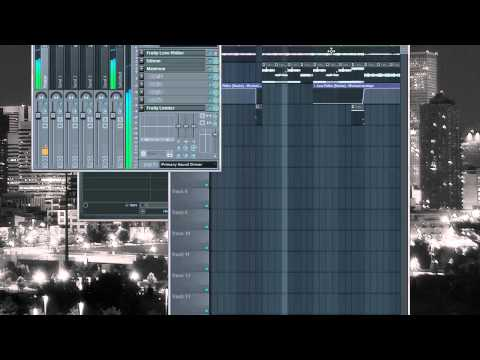 How to get that Mike Will Made It effect!! FL Studio Beginner!!! Simple! Easy!