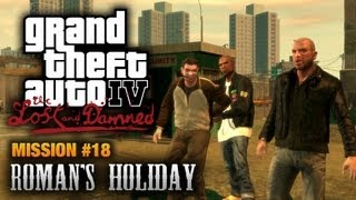 GTA: The Lost and Damned - Mission #18 - Roman's Holiday (1080p)