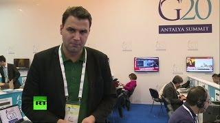 На саммите G20 в Анталье приняты беспрецедентные меры безопасности