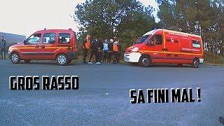BIG RASSO 50 CC !! ACCIDENT / WHEELING / POMPIER / GENDARMERIE : rasso by tachiro #1