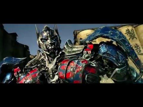 Transformers - Age of Extinction (Linkin Park - Faint) Edit
