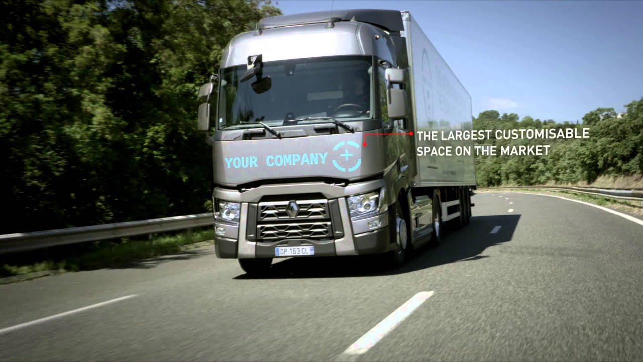renault trucks t unique selling points youtube. Black Bedroom Furniture Sets. Home Design Ideas