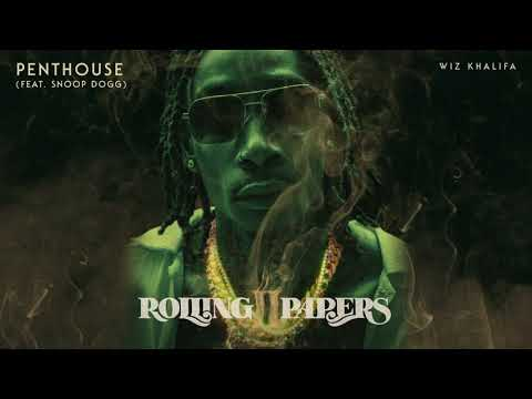 Wiz Khalifa - Penthouse feat. Snoop Dogg [Official Audio]
