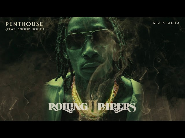 Wiz Khalifa - Penthouse feat. Snoop Dogg [Official Audio]