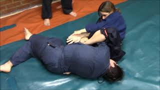 Ogawa Ryu   Shidoshi Juliana Galende A Great Master Serie   Full Training