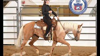 congress amateur ranch riding score 223 5