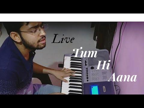 tum-hi-aana- -marjaavaan- -jubin-nautiyal- -live/cover- -by-palash-chandra-biswas- -biswas-studios