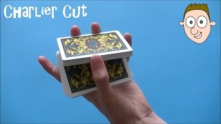 Charlier Cut: Tutorial (One-Handed Cut)