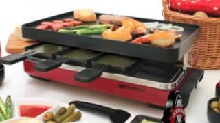 Swissmar Raclette Party Grills