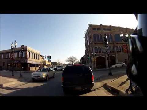 Downtown Cedar Falls, IA