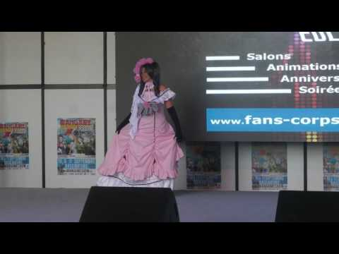 related image - Mangame Show - Fréjus - 2016 - Concours Cosplay Samedi - 04 - Black Butler