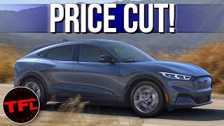 BREAKING NEWS: 2021 Ford Mustang Mach-E Gets Up To $3,000 CHEAPER — Here's Why!