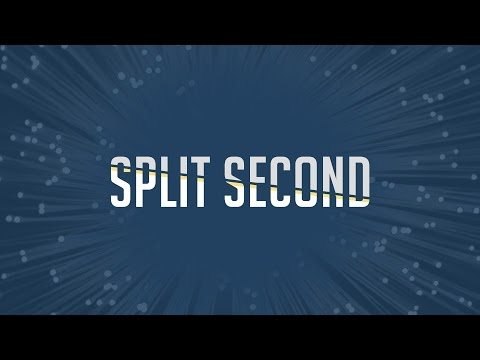 Split Second - October 3, 2016