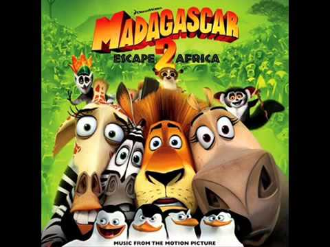 Madagascar 2 I like to move it song