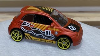 Fiat 500 HW DAREDEVILS 2/5 | Hero Cars 2018 - Unboxing & Review