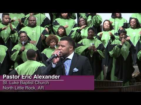 Pastor Eric Alexander