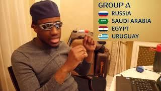 World Cup 2018 Group A Analysis |  Russia, Saudi Arabia, Egypt, Uruguay