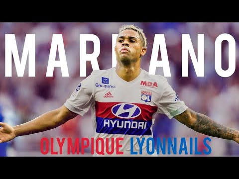 Mariano Diaz - Olympique Lyon Striker • season 2017/2018
