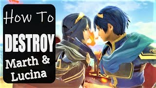How to Beat MARTH and LUCINA in Elite Smash | Super Smash Bros. Ultimate