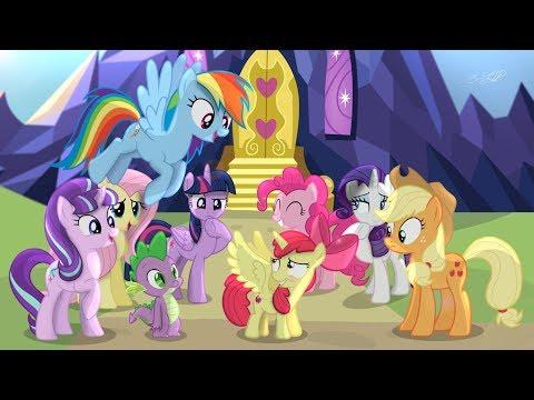 Мой маленький пони (2017)— русский трейлер