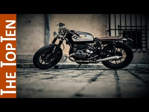 The Top Ten Best BMW Motorcycles Of All Time
