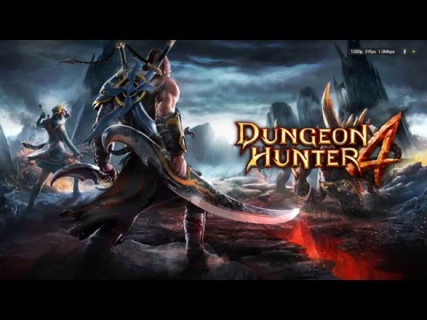 Dungeon Hunter 4 Nvidia Shield Android TV Multiplayer-empty Lobby