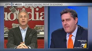 Marco Travaglio:'Speriamo che Di Maio abbia portato in parlamento gente che non cede a certe ...