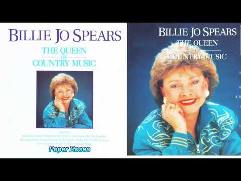 Billie Jo Spears ~ Paper  Roses