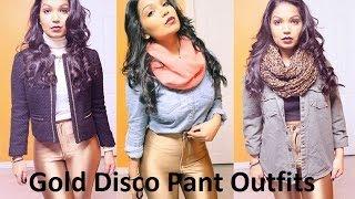 Sexy skin tight shiny Disco leggings
