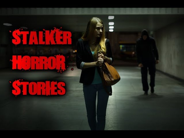 3 Creepy True Stalker Horror Stories
