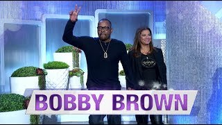 Monday on 'The Real': Bobby Brown, Alicia Etheredge-Brown & Family